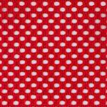 ткань-сетка красная
