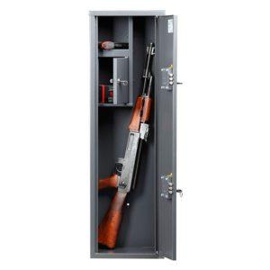 Оружейные шкафы и сейфы